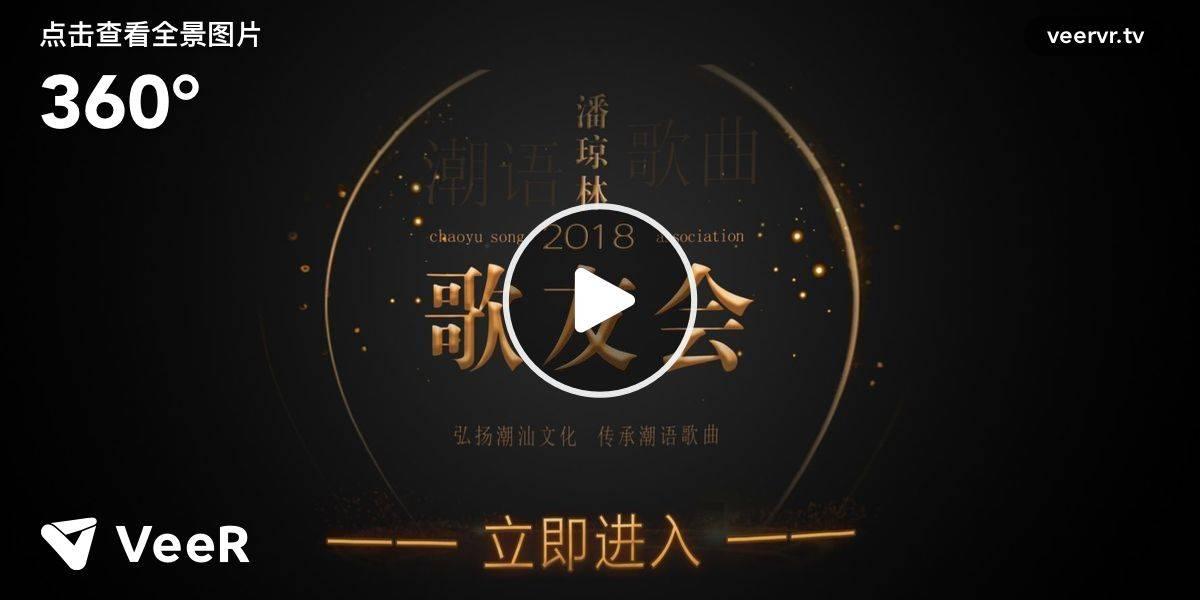 2018潘琼林歌友会 (VR现场)